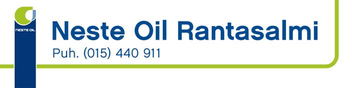 Neste Oil Rantasalmi