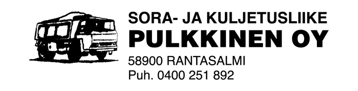 Sora- ja kuljetusliike Pulkkinen Oy